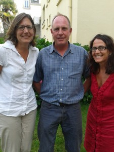 photo of Adrian Dashwood, Phoebe Merien, Frances Thompson